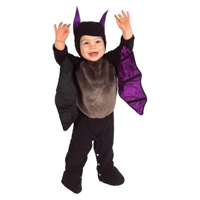 Boys' Lil Bat Infant Romper Costume
