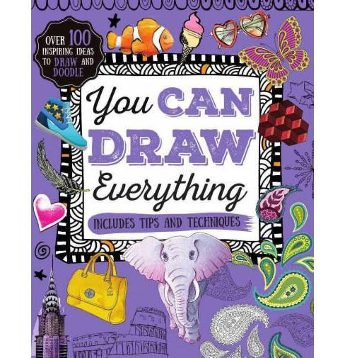 You Can Draw Everything (Paperback) - image 1 of 1