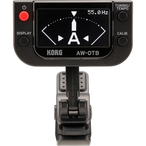 Korg AW-OTB OLED Clip-On Tuner - image 1 of 1