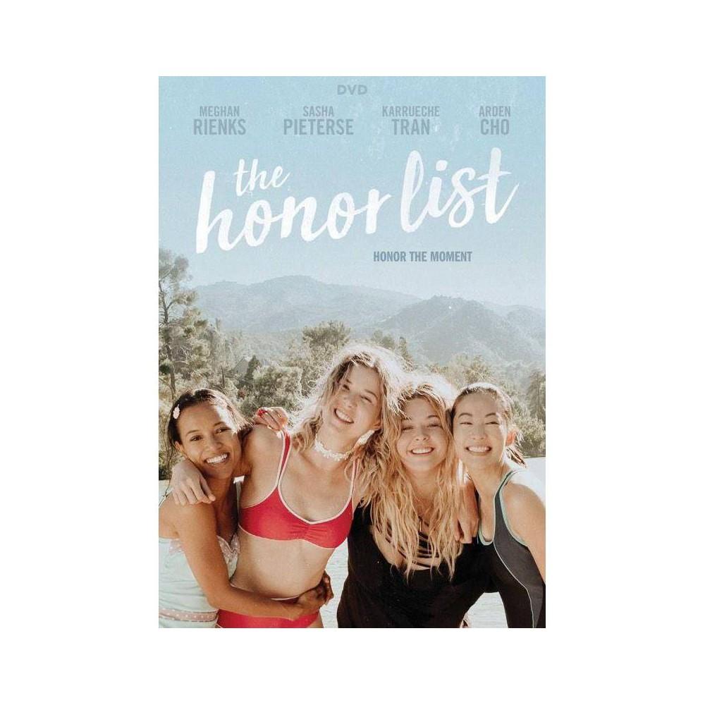 The Honor List Dvd