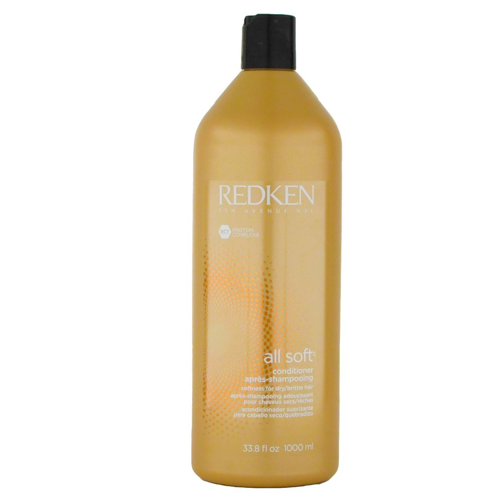 Image of Redken Argan Oil All Soft Conditioner - 33.8 fl oz