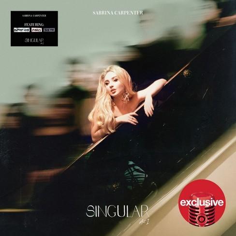 Sabrina Carpenter Singular Act I (Target Exclusive) (CD) - image 1 of 1