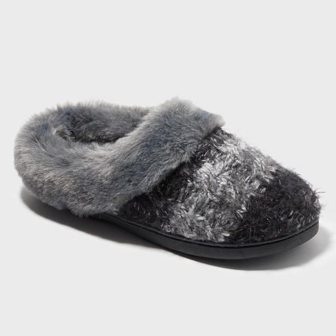 a70315179559e Women's Dearfoams Slide Slippers : Target