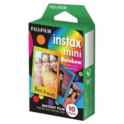 Fujifilm Instax Mini Rainbow Film