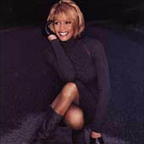 Whitney houston - My love is your love (CD) - image 1 of 7