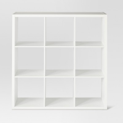 13  9-Cube Organizer Shelf White - Threshold™