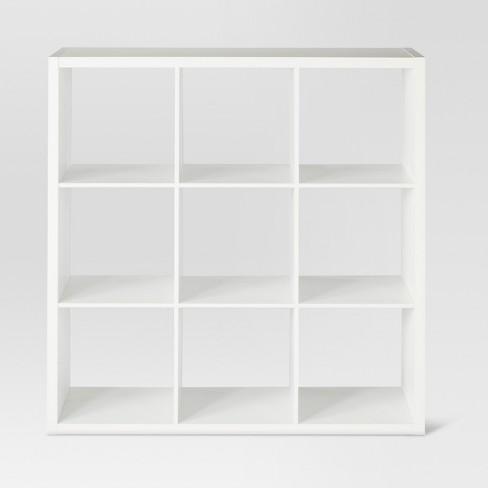 "13"" 9 Cube Organizer Shelf - Threshold™ - image 1 of 3"