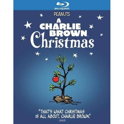 A Charlie Brown Christmas (Blu-ray)(2020)