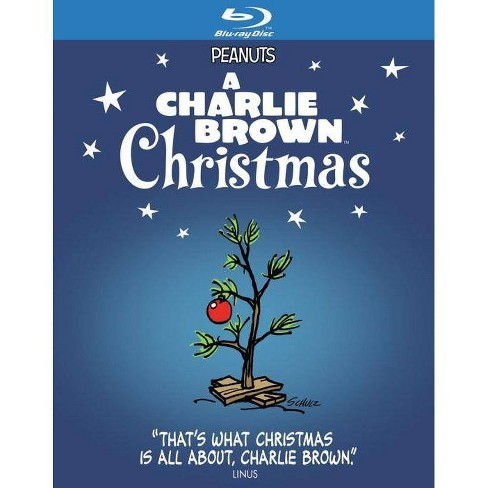 When Does A Charlie Brown Christmas Come On 2020 A Charlie Brown Christmas (Blu ray)(2020) : Target