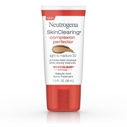 Neutrogena Skin Clearing Complexion Perfector - Light/Medium
