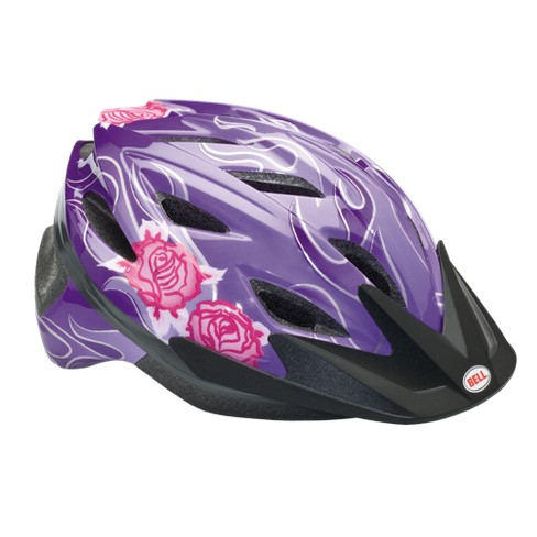 Bell Helmet Rex Sweet Flames Purple - image 1 of 1