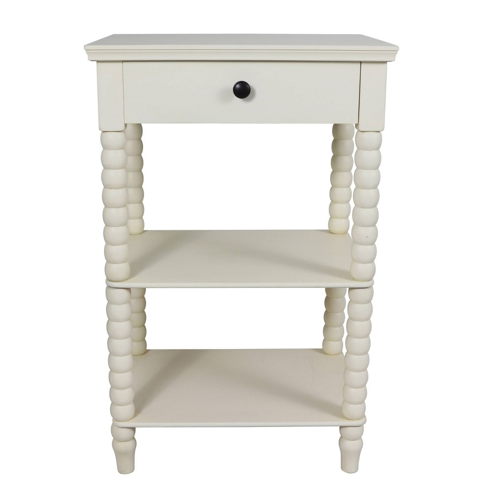 Compare Spindle Side Table  - Décor Therapy