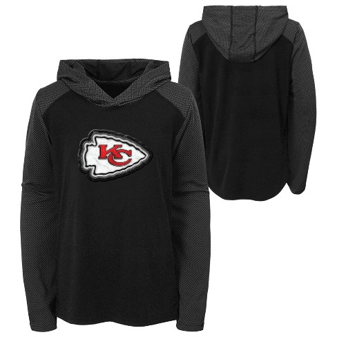 competitive price 90940 bffed NFL Kansas City Chiefs Boys' Sprint Out Lightweight Hoodie