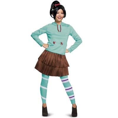 Wreck-It Ralph Vanelope Deluxe Teen/Adult Costume