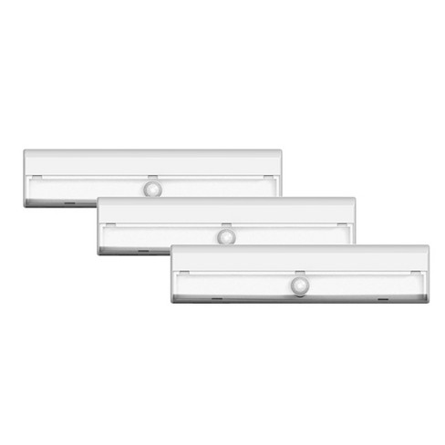 Brilliant Evolution Wireless LED Stair/Path Light 3pk White - image 1 of 6