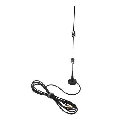 Insten 7 dBi 2.4 GHz 802.11b/g Omni WiFi Antenna RP-SMA Magnet