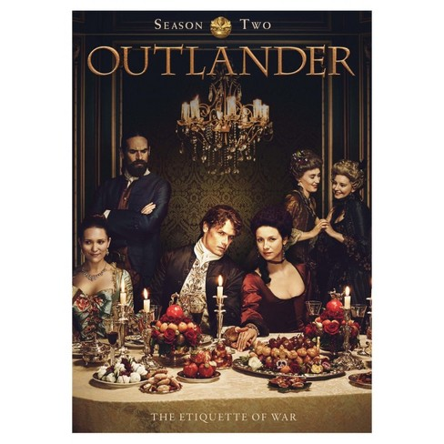 Outlander - Season 2 (DVD/GWP) (Target Exclusive) - image 1 of 1