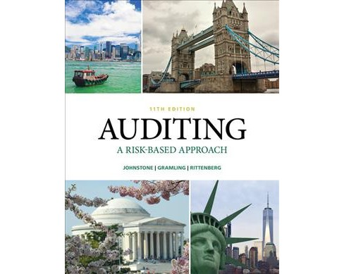 Auditing : A Risk Based-Approach -  (Hardcover) - image 1 of 1