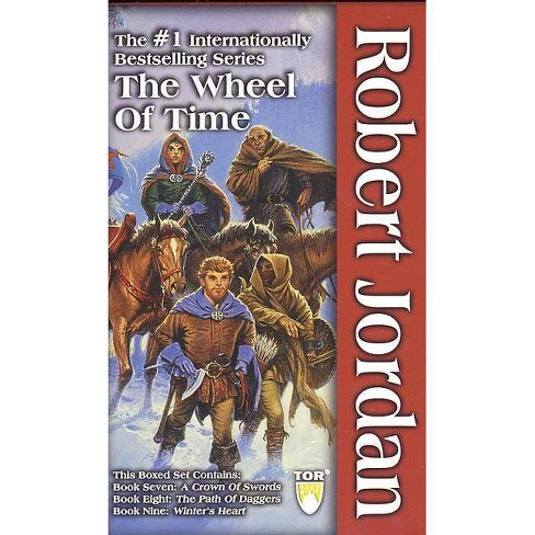 Books 7-9: A Crown of Swords The Wheel of Time The Path of Daggers Boxed Set III Winters Heart