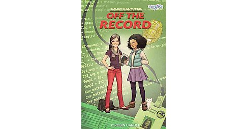 Samantha Sanderson Off the Record (Paperback) (Robin Caroll Miller) - image 1 of 1
