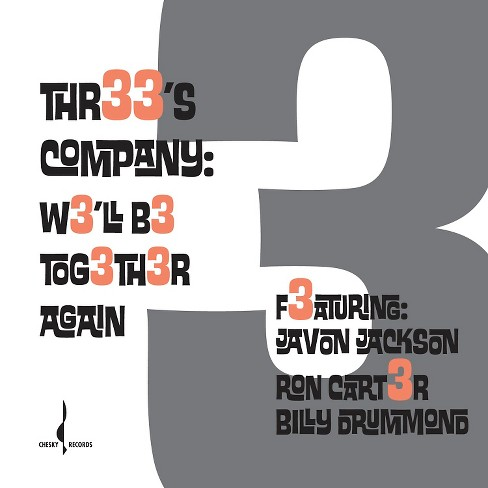 Three's company - We'll be together again (CD) - image 1 of 1