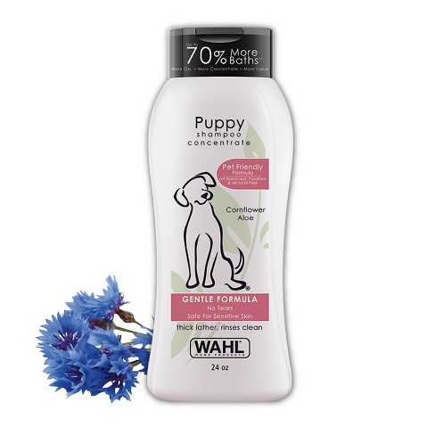 Wahl Puppy Gentle Formula Baby Fresh Shampoo Concentrate 24 oz - image 1 of 1