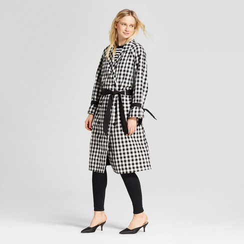 Women's Modern Trench Coat - Who What Wear™ - image 1 of 3