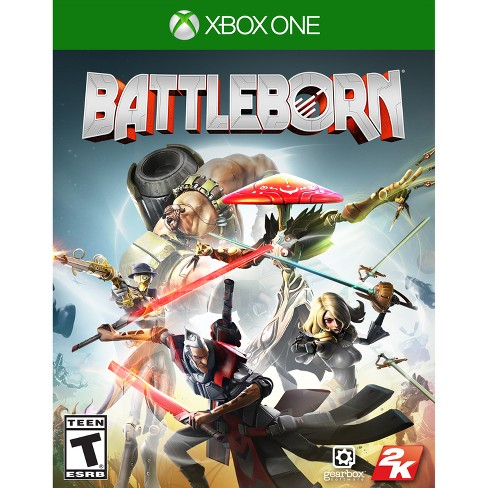 Battleborn PRE-OWNED - Xbox One - image 1 of 1