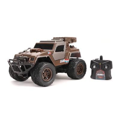 Hollywood Rides G.I. Joe Vamp MK-II Jeep Offroad RC 1:14 Scale Remote Control Car 2.4 GH