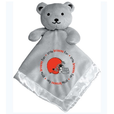 NFL Cleveland Browns Gray Security Bear