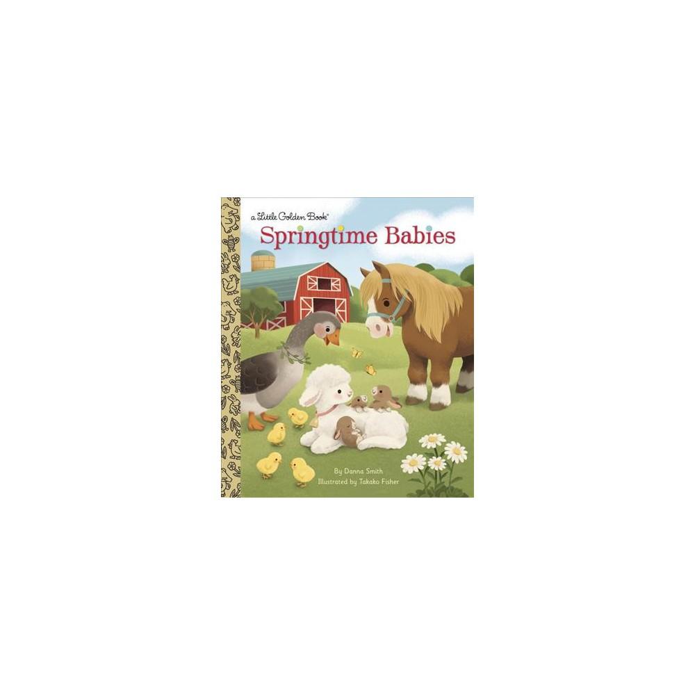 Springtime Babies Little Golden Book By Danna Smith Hardcover