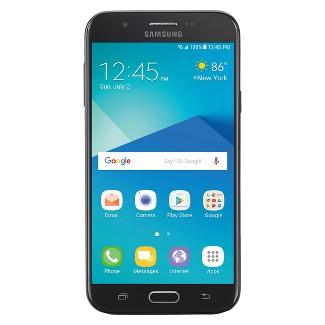 Consumer Cellular Samsung J7 (16GB) - Black