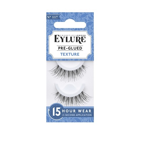 85a29db63e3 Eylure False Eyelashes Pre-Glue Wispy 117 -1pr : Target