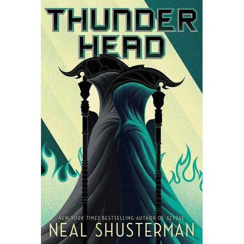 Thunderhead -  Reprint (Arc of a Scythe) by Neal Shusterman (Paperback) - image 1 of 1