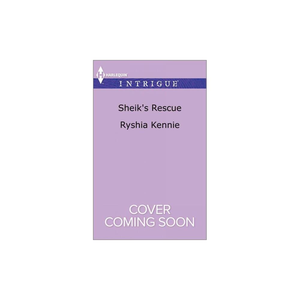 Sheik's Rescue (Paperback) (Ryshia Kennie)