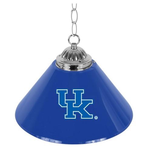 NCAA Kentucky Wildcats 14 Single Shade Bar Lamp