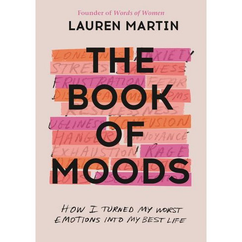 The Book of Moods - by  Lauren Martin (Hardcover) - image 1 of 1