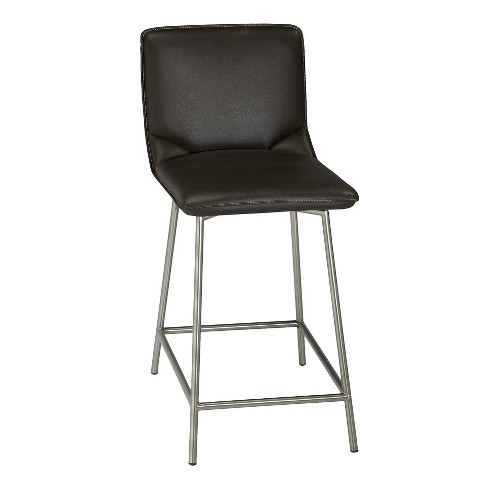 Pierre Counter Stool Black 26 Fashion Bed Group Target