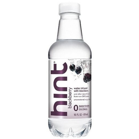 Hint Water Blackberry - 12pk/16 fl oz Bottle - image 1 of 1