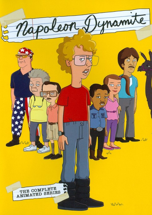Napoleon dynamite:Complete animated s (DVD) - image 1 of 1
