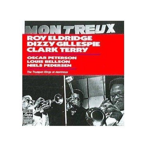 Various - Trumpet Kings at Montreux (CD) - image 1 of 1