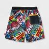 Boys' Marvel Avengers Swim Trunks - Disney Store - image 2 of 3