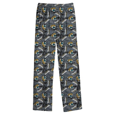 Jacksonville Jaguars Boys' All Over Print Pants XS - image 1 of 1
