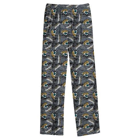 Jacksonville Jaguars Boys' All Over Print Pants L - image 1 of 1