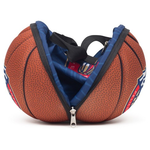 937d87fbd40212 NBA® New Orleans Pelicans Collapsible Basketball Duffel Bag : Target