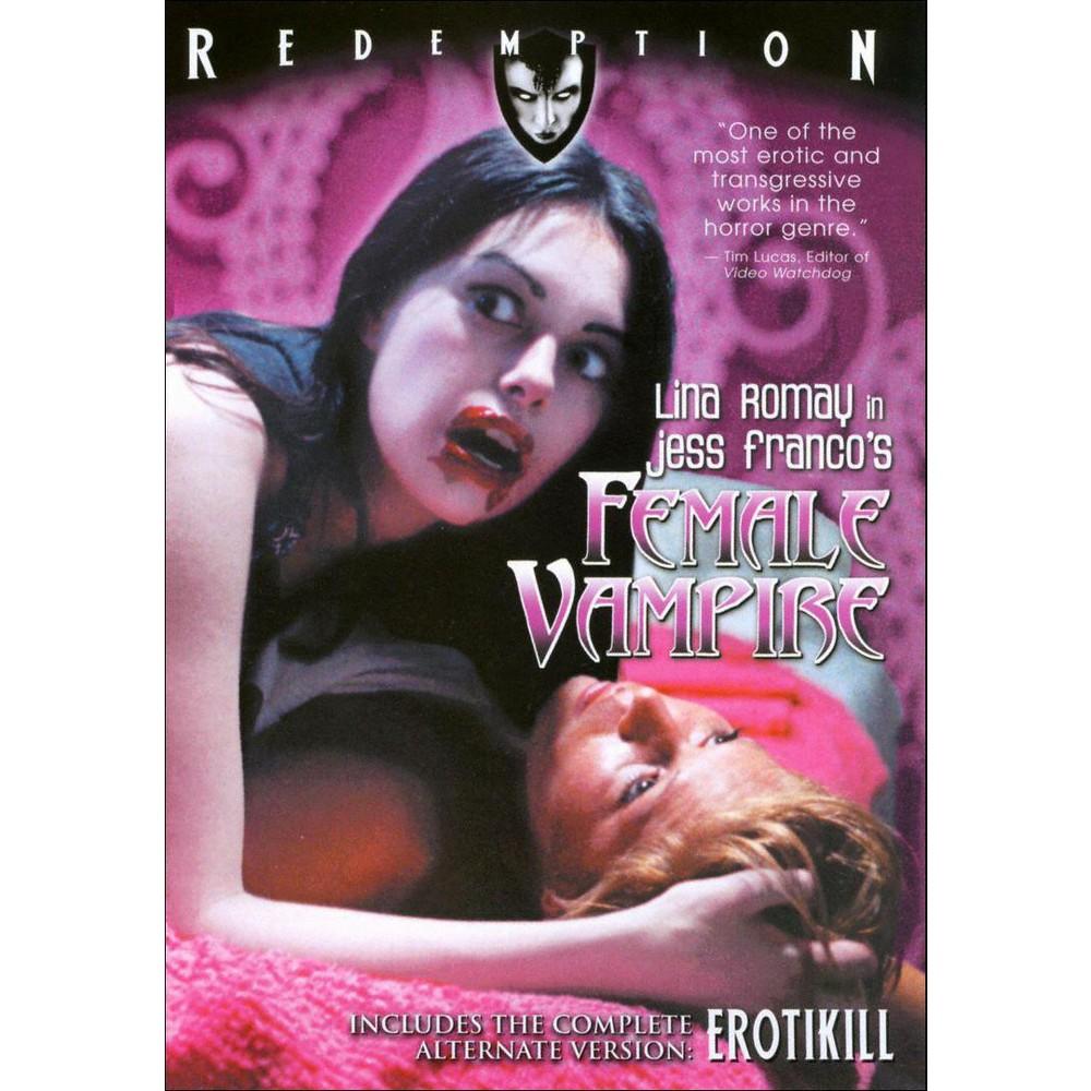 Female Vampire (Dvd), Movies