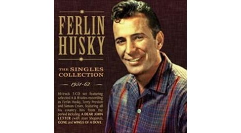 Ferlin Huskey - Singles Collection:51-62 (CD) - image 1 of 1