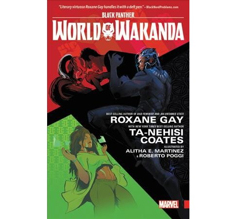 Black Panther World of Wakanda : Dawn of the Midnight Angels -  (Paperback) - image 1 of 1