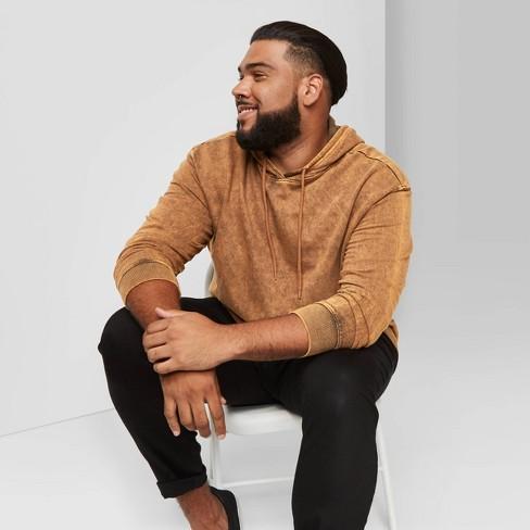 Men's Big & Tall Hooded Sweatshirt - Original Use™ - image 1 of 3