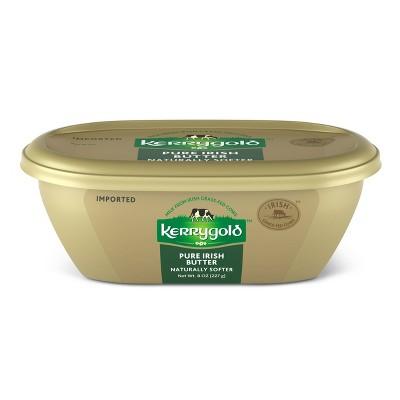 Kerrygold Pure Irish Naturally Softer Butter - 8oz
